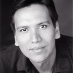 headshot photo of Michael Greyeyes